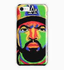 ICE CUBE COLOUR PRINT iPhone Case/Skin