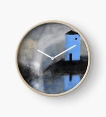 TINY WINDOW Clock