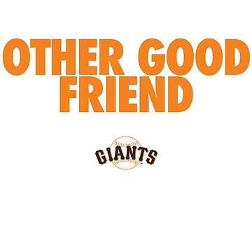 Buster Posey's OTHER Good Friend by JaymanCreative