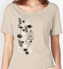 songbird tee  Women's Relaxed Fit T-Shirt
