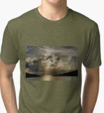 Chalki Rays Tri-blend T-Shirt