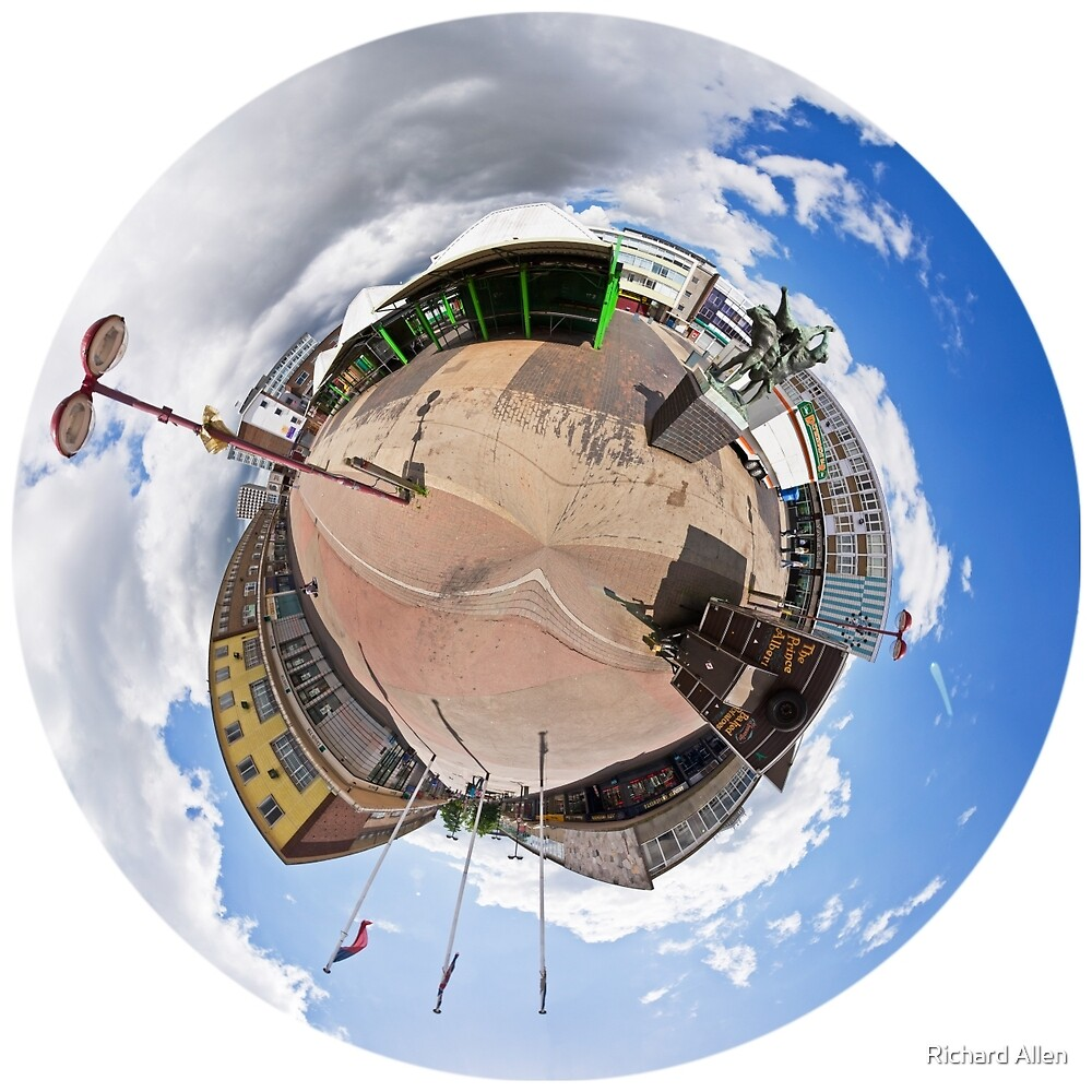 Harlow Market II by Lea Valley Photographic