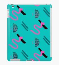 Abstract brush stroke iPad Case/Skin