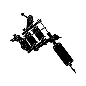 Tattoo Gun by Salawasnalancar
