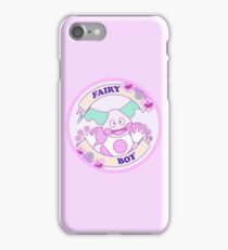 Fairy Boy iPhone Case/Skin