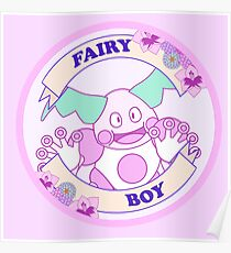 Fairy Boy Poster