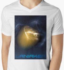 Laniakea - You Are Here - Version 2 Men's V-Neck T-Shirt