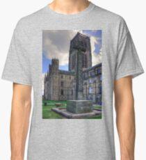 Durham Light Infantry Memorial Cross Classic T-Shirt