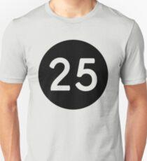 25th Amendment US Constitution  Unisex T-Shirt