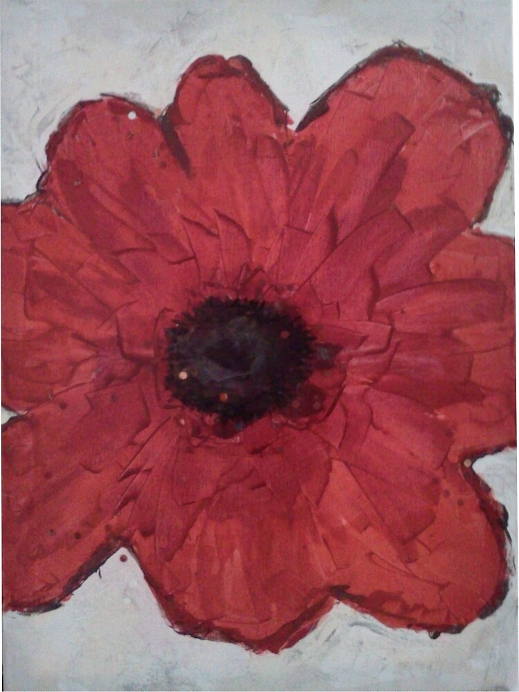Mariam's Flower  by SuzeM