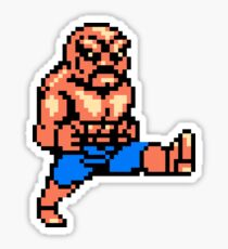 Abobo T-shirt Sticker