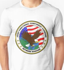 Joint Functional Component Command for Space (JFCC) Logo T-Shirt