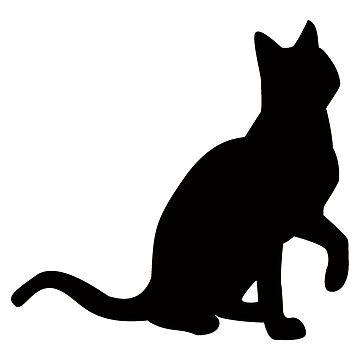 cat  by teegs