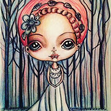 In the forest by MayaDevi