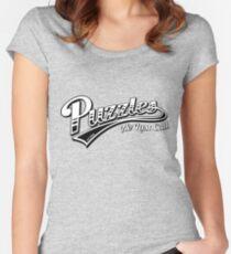 Puzzles Bar - Wie ich deine Mutter traf Tailliertes Rundhals-Shirt
