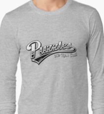 Puzzles Bar - How I Met Your Mother Long Sleeve T-Shirt