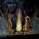 summoning the spirit by shadowlea