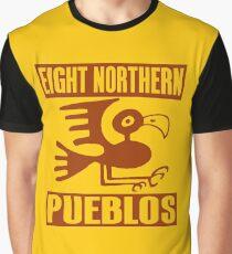Eight Northern Pueblos Graphic T-Shirt
