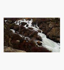 Cline Falls Photographic Print