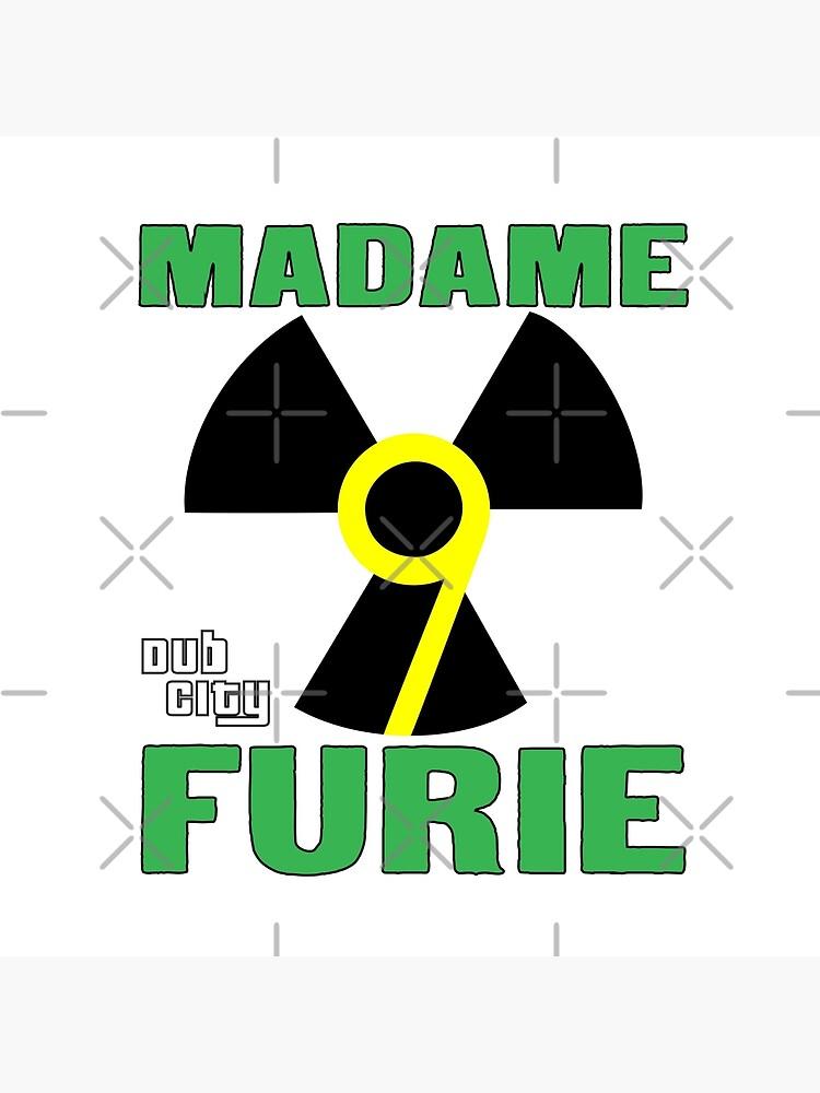 Madame Fury #9 Dub City von randomkige
