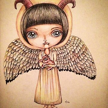 Earth Angel by MayaDevi