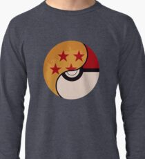Pokemon Dragon Ball Fusion  Lightweight Sweatshirt