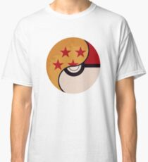 Pokemon Dragon Ball Fusion  Classic T-Shirt