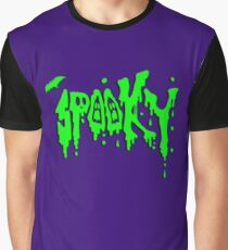 SPOOKY! Graphic T-Shirt