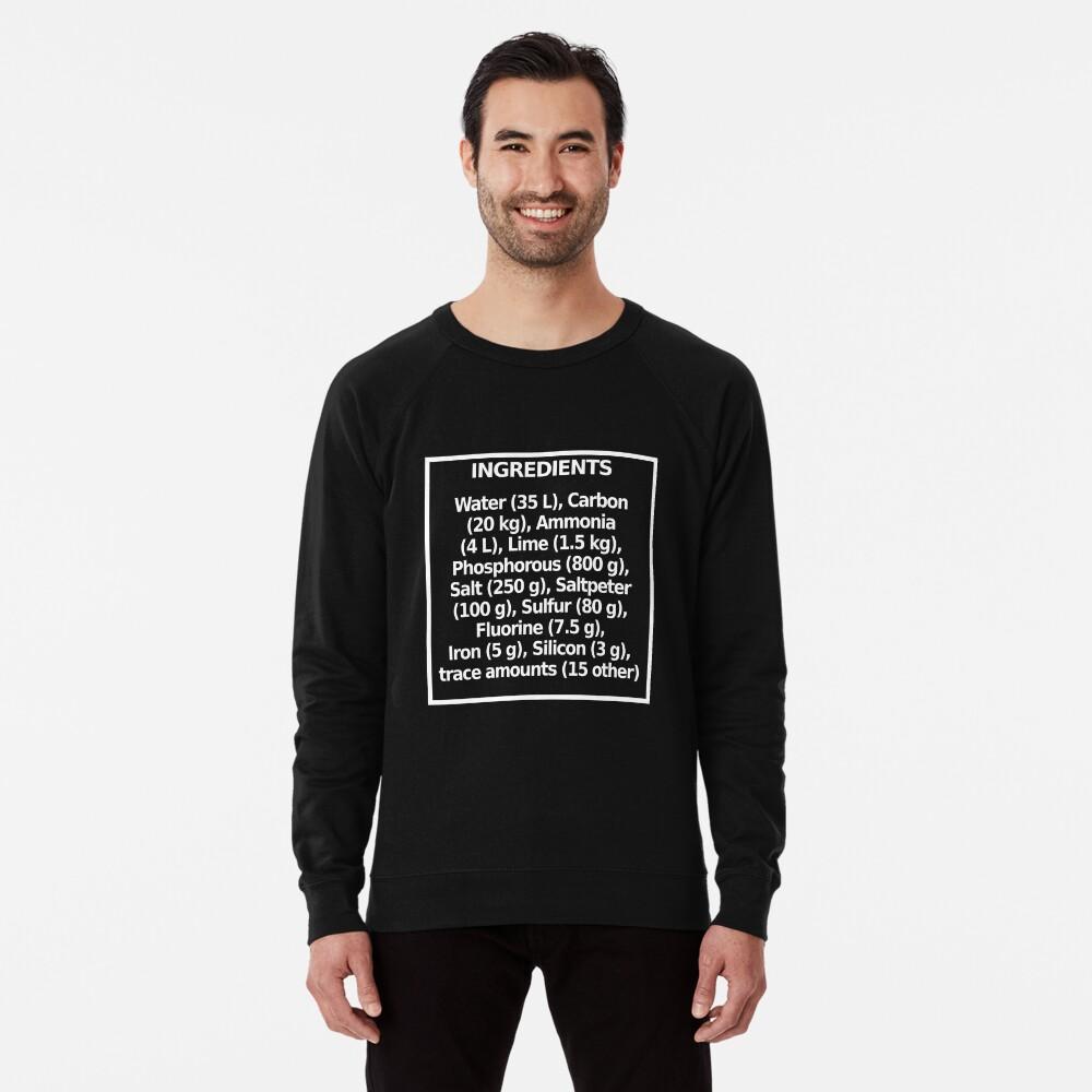 Ingredients (dark) Lightweight Sweatshirt
