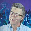 Stephen King by Conrad Stryker
