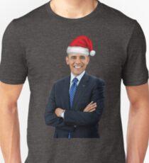 Barack Obama - Merry Christmas T-Shirt