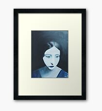 Anais Nin Framed Print