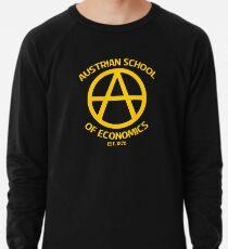 Austrian School Economics Capitalism Libertarian Lightweight Sweatshirt