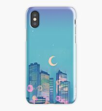 Classic Shoujo skies iPhone Case