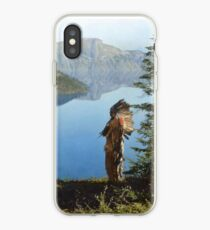 Praying to the Spirits iPhone Case