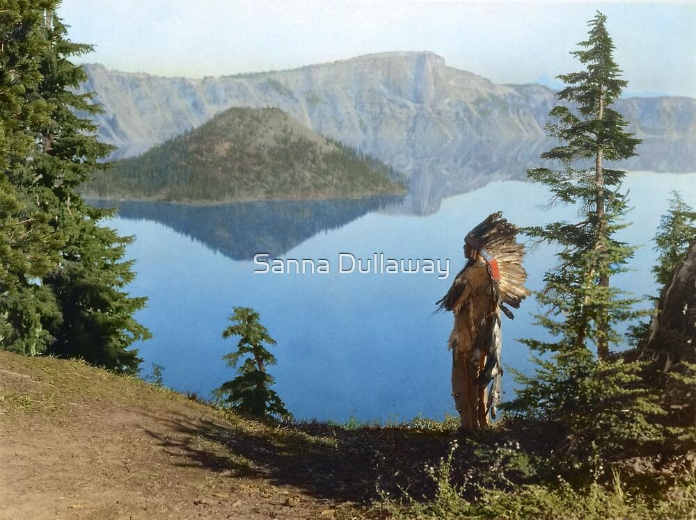 Praying to the Spirits by Sanna Dullaway