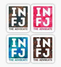 INFJ Stickers Sticker