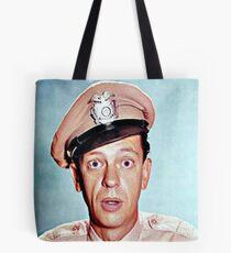 Barney Fife in color Tote Bag