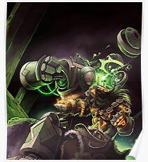 Warcraft Gob Tauren Poster