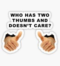 Bob Kelso wisdom Sticker