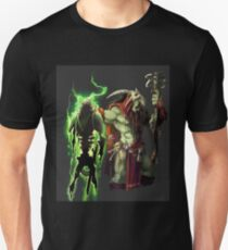 Warcraft Orc Necromancer Unisex T-Shirt
