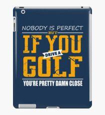 Volkswagen Golf iPad Case/Skin