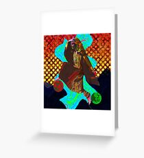 Ethnic 2000 Greeting Card