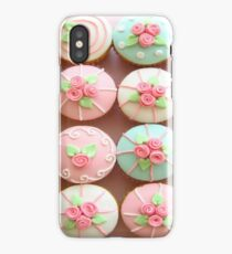 TREND OF CUPCAKES iPhone Case