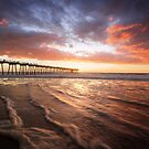 Hermosa Beach, California. by Graham Gilmore