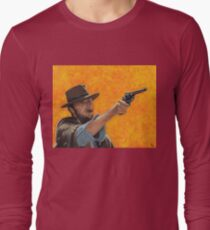 The Man With No Name Long Sleeve T-Shirt