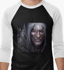 Warcraft Prince Arthas Men's Baseball ¾ T-Shirt
