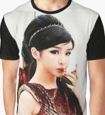 2NE1 Park Bom  Graphic T-Shirt