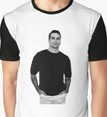 henry rollins tour date time 2016 nh4 Graphic T-Shirt