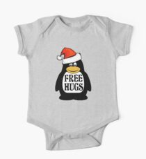 Hugs the Christmas Penguin Kids Clothes